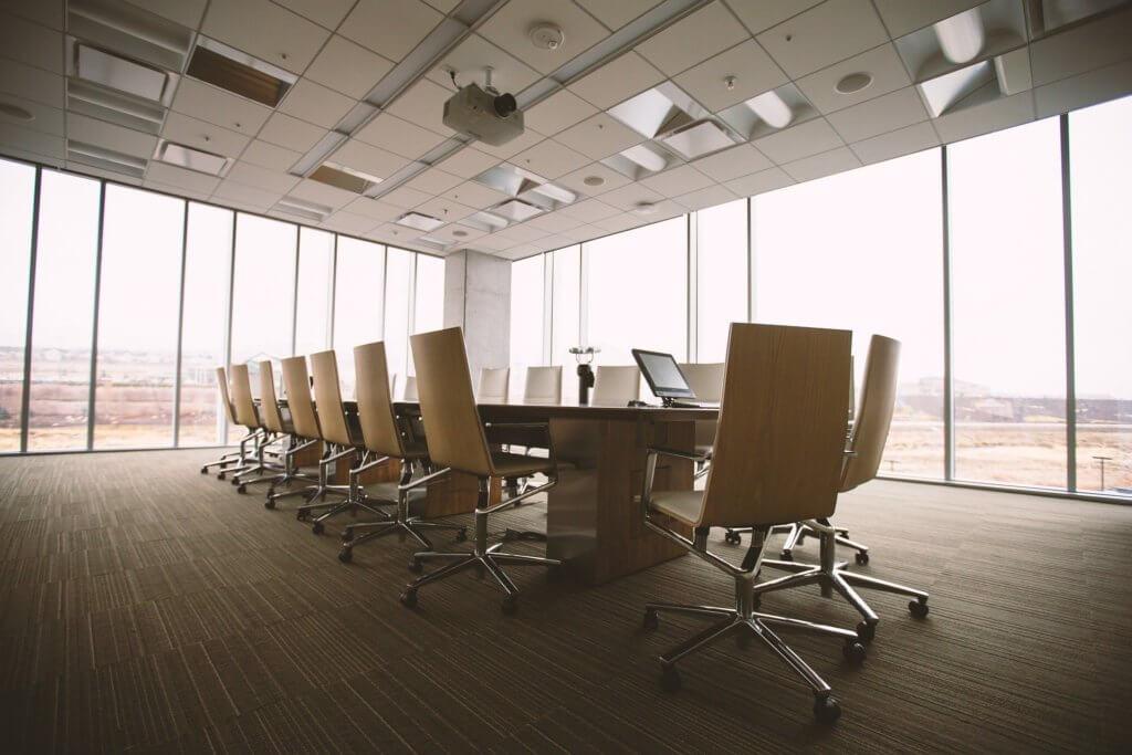 企業看護師(産業看護師)が使う会議室