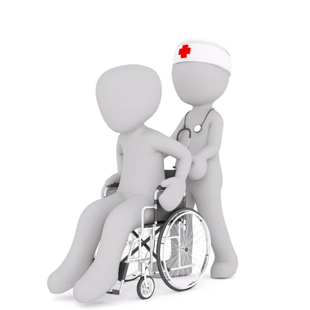 障害者支援施設の看護師の仕事